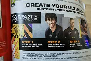 EA惨遭质疑被批!因《FIFA》氪金广告出现在儿童杂志中