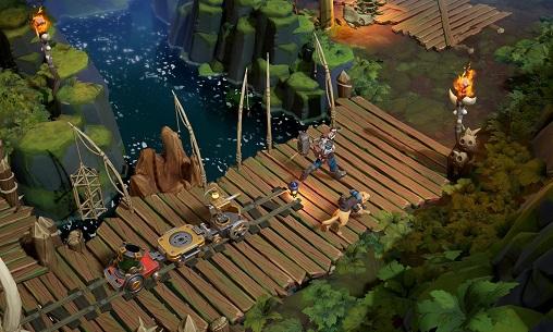 《火炬之光3》正式版将10月13日推出 售价39.99美元