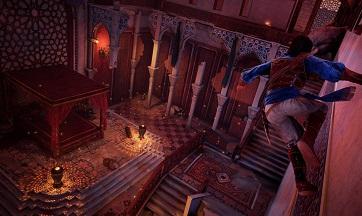《波斯王子重制版》剧情忠于原版 新增现代游戏特色