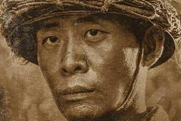 抗美援朝《金刚川》曝阵容版海报 五位战士目光坚定