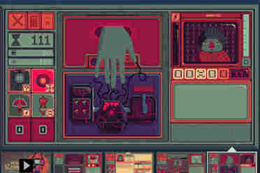 反乌托邦游戏《Mind Scanners》将于2021登陆steam