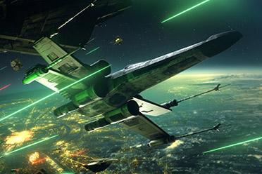 《星球大战:战机中队》图文评测:太空飞行模拟器