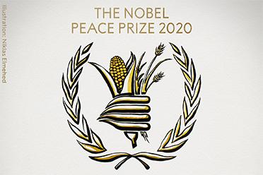 2020诺贝尔和平奖揭晓!授予联合国世界粮食计划署