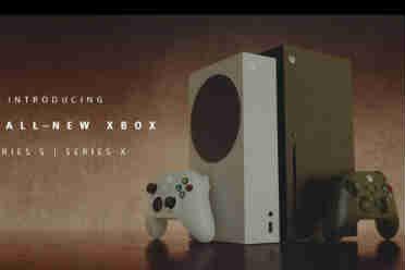Xbox Series X/S酷炫宣传片 实现次世代的游戏梦想!