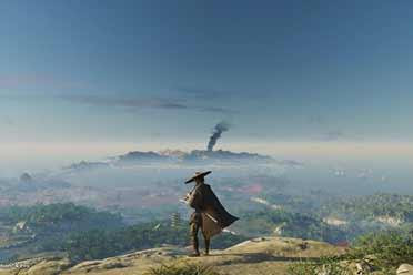 《对马岛之魂》在PS5上可达60帧!读取速度也会更快