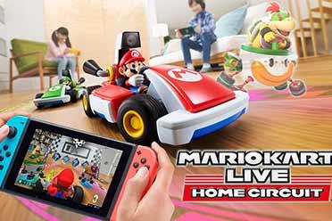 《马里奥赛车 Live:家庭巡回赛》QA 没有线上功能