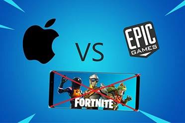 Epic再次败诉:《堡垒之夜》或将无法再上架App Store