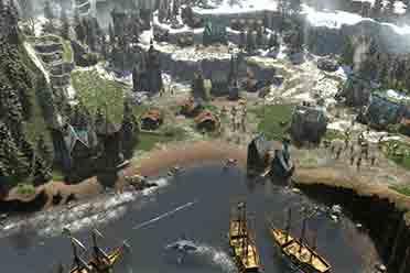 《帝国时代3:决定版》使用Havok引擎 画面焕然一新