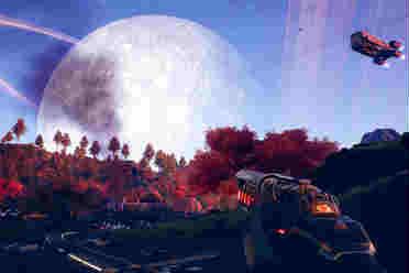传《天外世界2》正在开发中 黑曜石效率爆表四管齐下