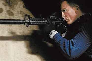 新版《007》或将直接上流媒体?新剧照和工作照曝光