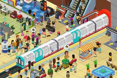 """打完这个游戏就去铁路局上班,社畜的""""通勤地铁战"""""""
