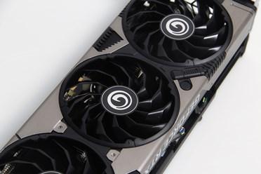 流畅通吃4K大作 影驰GeForce RTX3080黑将开箱实测