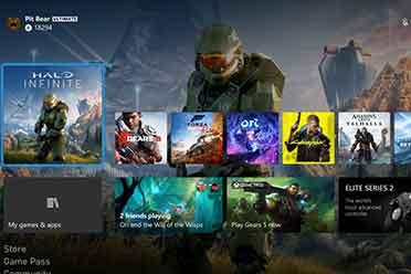 Xbox One系统界面超级大更新 全新面貌迎接次世代!