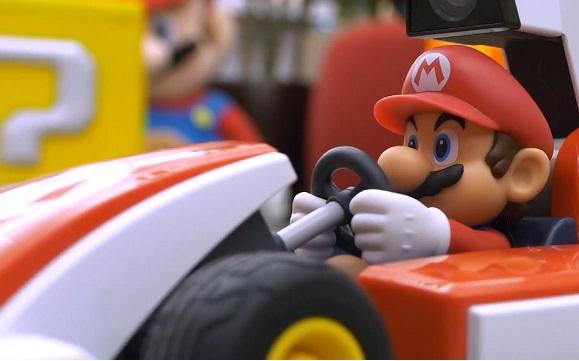 Switch《马里奥赛车实况:家庭赛车场》试玩视频公布