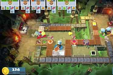 《胡闹厨房:全都好吃》辅助模式预告 可降低玩家难度