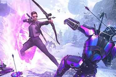 《漫威复仇者联盟》次世代版与DLC角色女鹰眼纷纷跳票