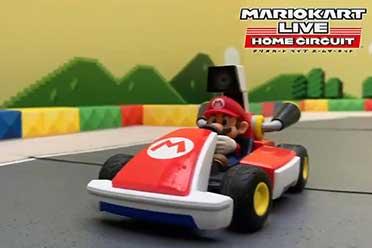 《马车 Live:家庭巡回赛》今日推出 官方再现初代赛道