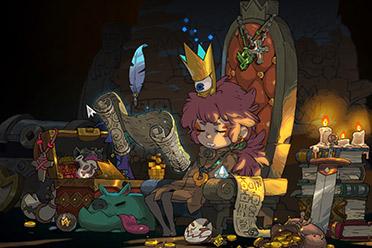 《不思议的皇冠》评测:梦境中的地下城