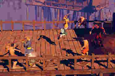 清版抗倭游戏《少林九武猴》已登陆Steam 好评率92%!