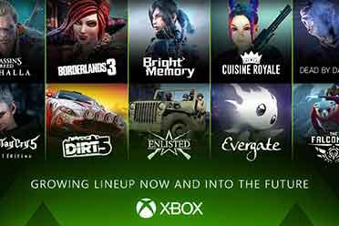 Xbox官方确认次世代首发阵容:发售首日30款可玩新作!
