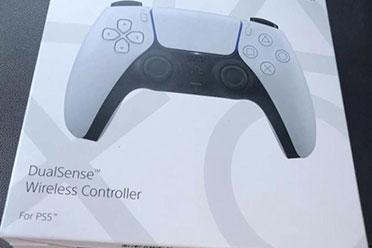 爆料称索尼PS5手柄将于10月底发售!有玩家已经拿到