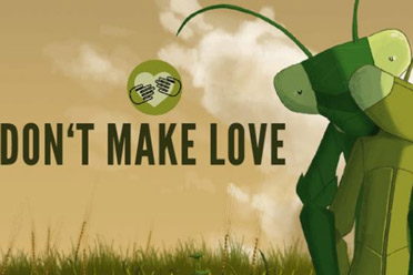 """先喜欢上的就会死,螳螂们充满""""浪漫""""的恋爱生死战"""