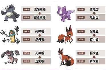 宝可梦简中译名惨遭和谐!流氓熊猫将更名霸道熊猫!
