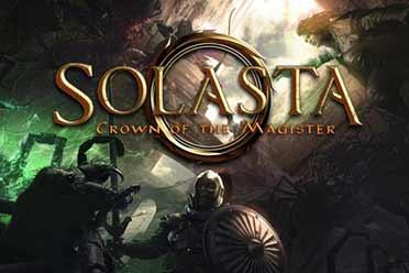 回合制策略RPG新作《索拉斯塔:法师之冠》Steam发售