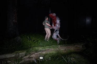 吉尔都被吓掉了!恐怖游戏《寂静》Steam特别好评