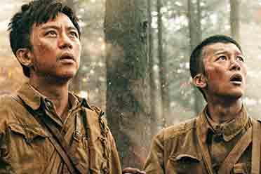《金刚川》刷新国产电影首日场次纪录 高达15.84万场