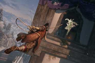 《只狼:影逝二度》年度版宣传发布!10月29日推出