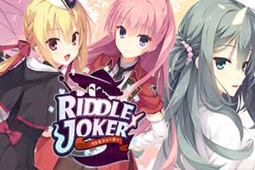 买爆美少女!《Riddle Joker》登陆Steam:支持简中!