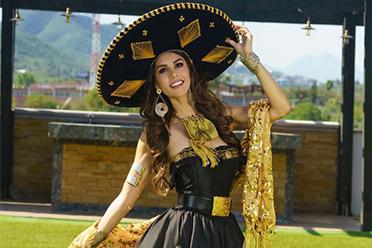 """2020年""""墨西哥小姐""""参赛者穿传统服装实在太惊艳!"""