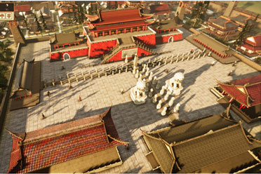 城市营造《中华帝国》上架Steam!扮演皇帝书写历史