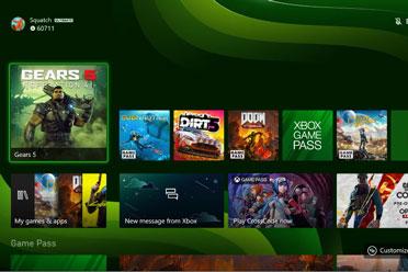 Xbox Series X/S主机官方演示!系统界面 游戏等展示