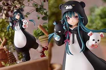 熊熊玩偶装超绝可爱!《熊熊勇闯异世界》优奈手办赏