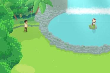 角色扮演类模拟经营游戏《Peachleaf Pirates》专题上线