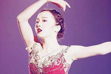 日本体坛的19岁美女新星 不甘做贵族女要拿世界冠军!