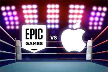 """交锋继续 Epic强烈反驳苹果指控额外收款是""""盗窃"""""""