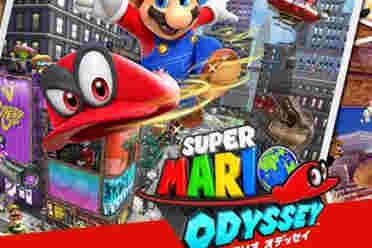《超级马里奥:奥德赛》3周年 官推发布周年庆祝图!
