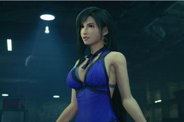 蒂法竟然是32D!《最终幻想7》设定集公开蒂法罩杯