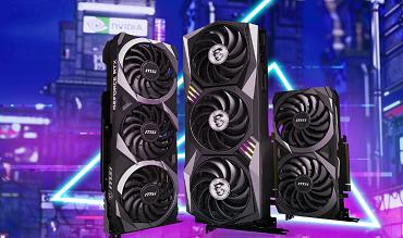 微星GeForce RTX 3070 正式发售 价格公布!