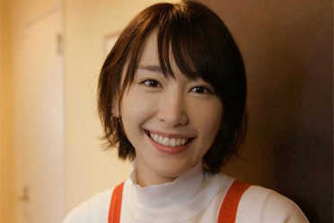 gakki一笑心都软了!让人感受治愈的日本女星TOP 20