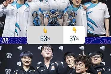LOL官方Ins开启S10冠军预测:SN仅获37%的支持!