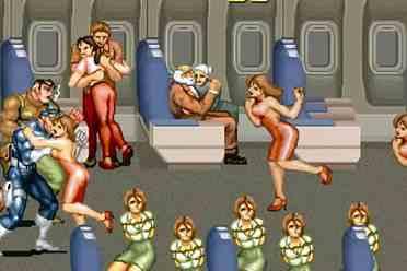 街机游戏《惩罚者》全隐藏要素 怀疑自己玩了假游戏