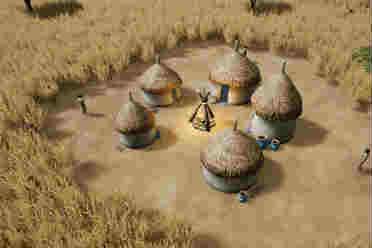 中世纪城建游戏《王国重生》明日发售 支持多人玩法!