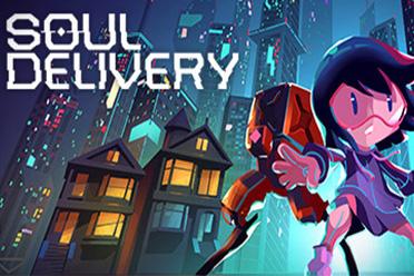 探索赛博都市!2D冒险游戏《灵魂传递》上架Steam