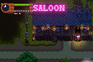 农场经营元素动作角色扮演游戏《怪物牧场》专题上线
