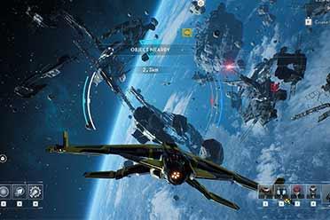 PC太空射击《永恒空间2》免费Demo版推出!支持简中