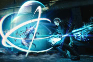 《鬼泣5:特别版》实机演示!维吉尔真魔人神速击杀